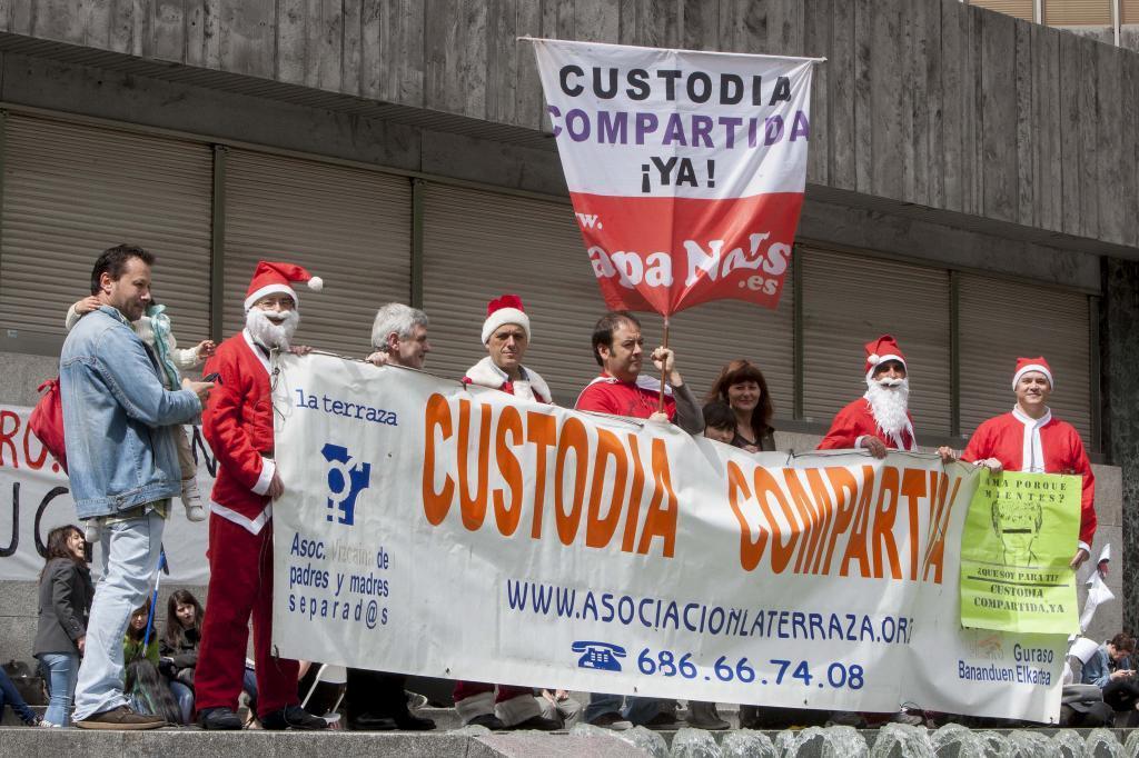 Protestation d'une association