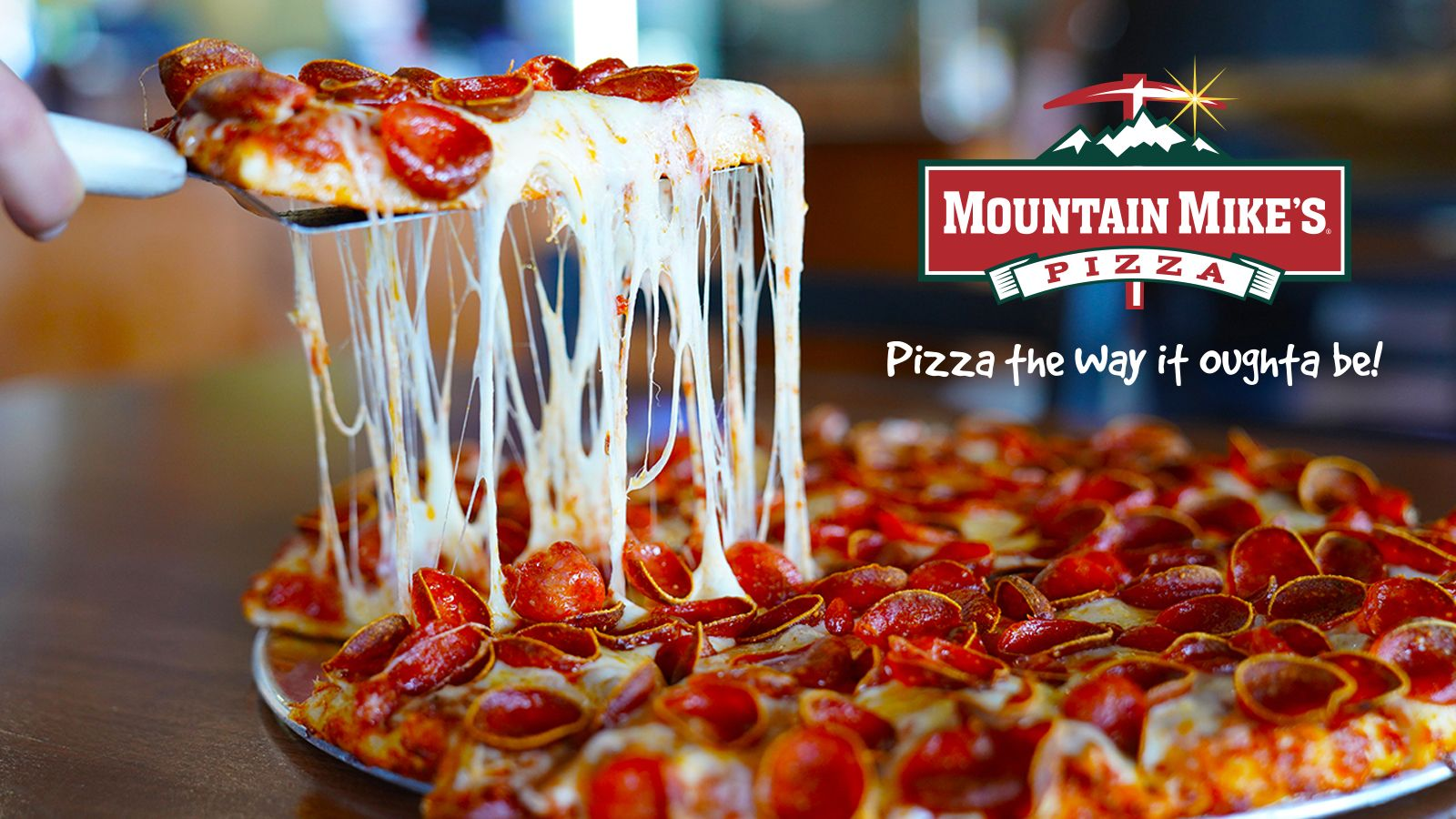 Mountain Mike's Pizza maintenant ouvert à Red Bluff