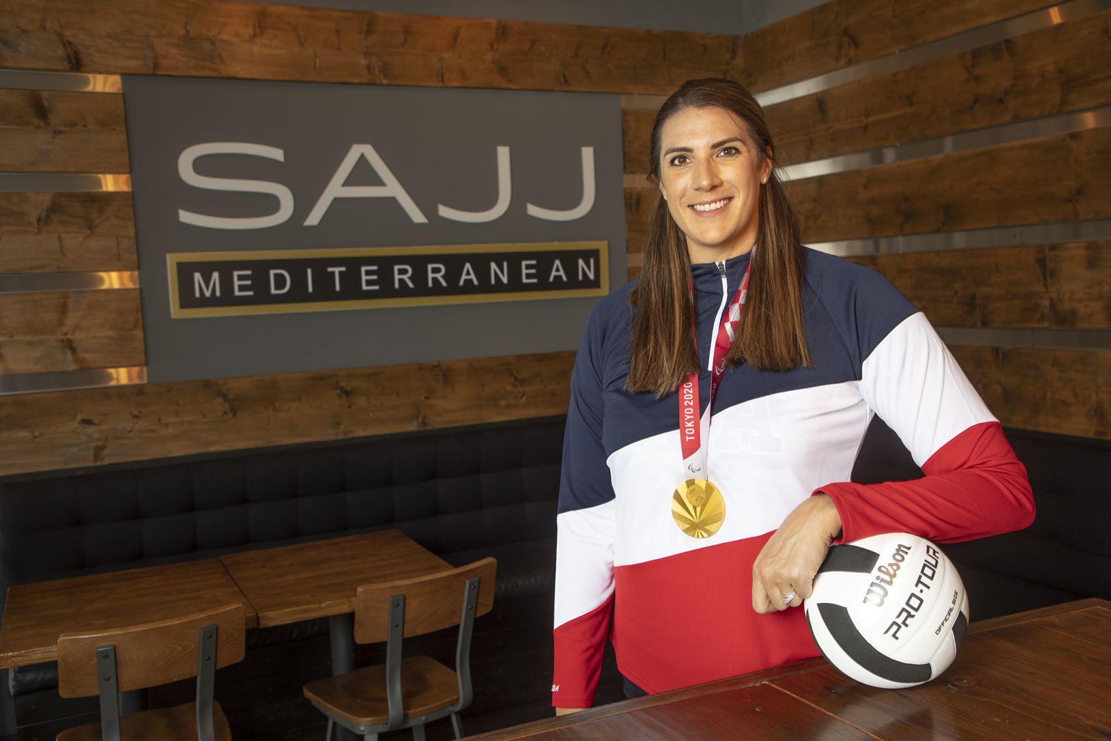 SAJJ Mediterranean a annoncé son nouveau partenariat avec Katie Holloway, médaillée d'or paralympique de Tokyo 2020, pour apporter son soutien au Riekes Center de Menlo Park, en Californie.
