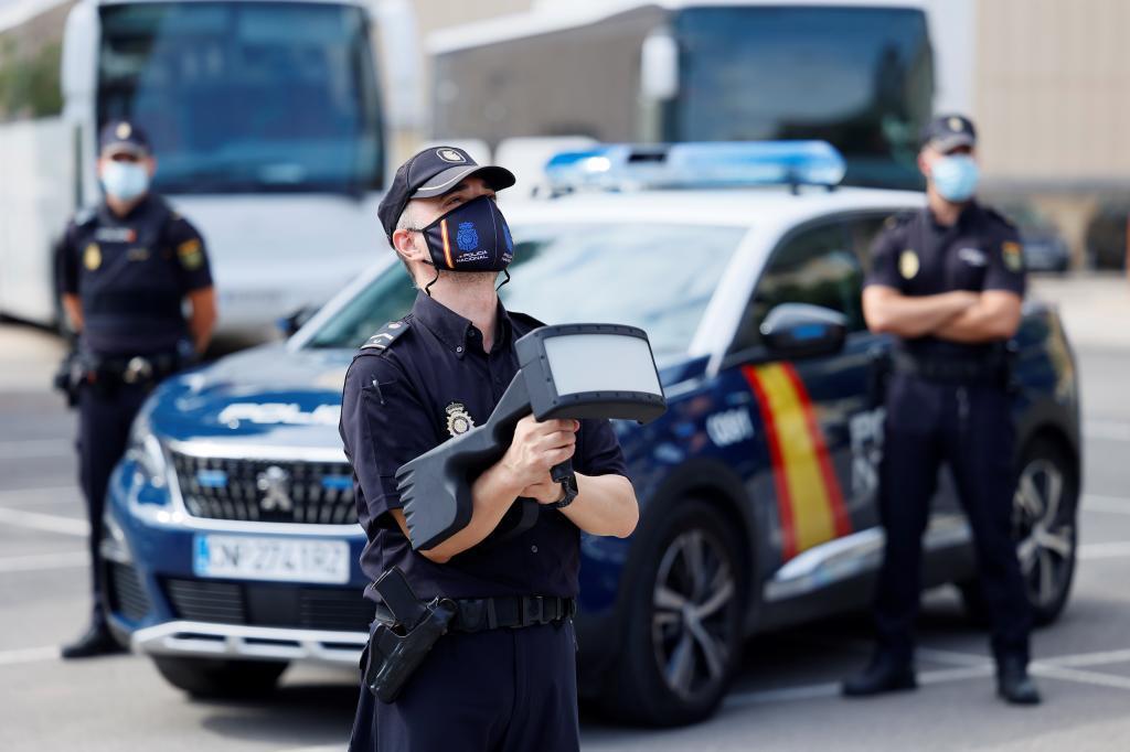 Agents de police