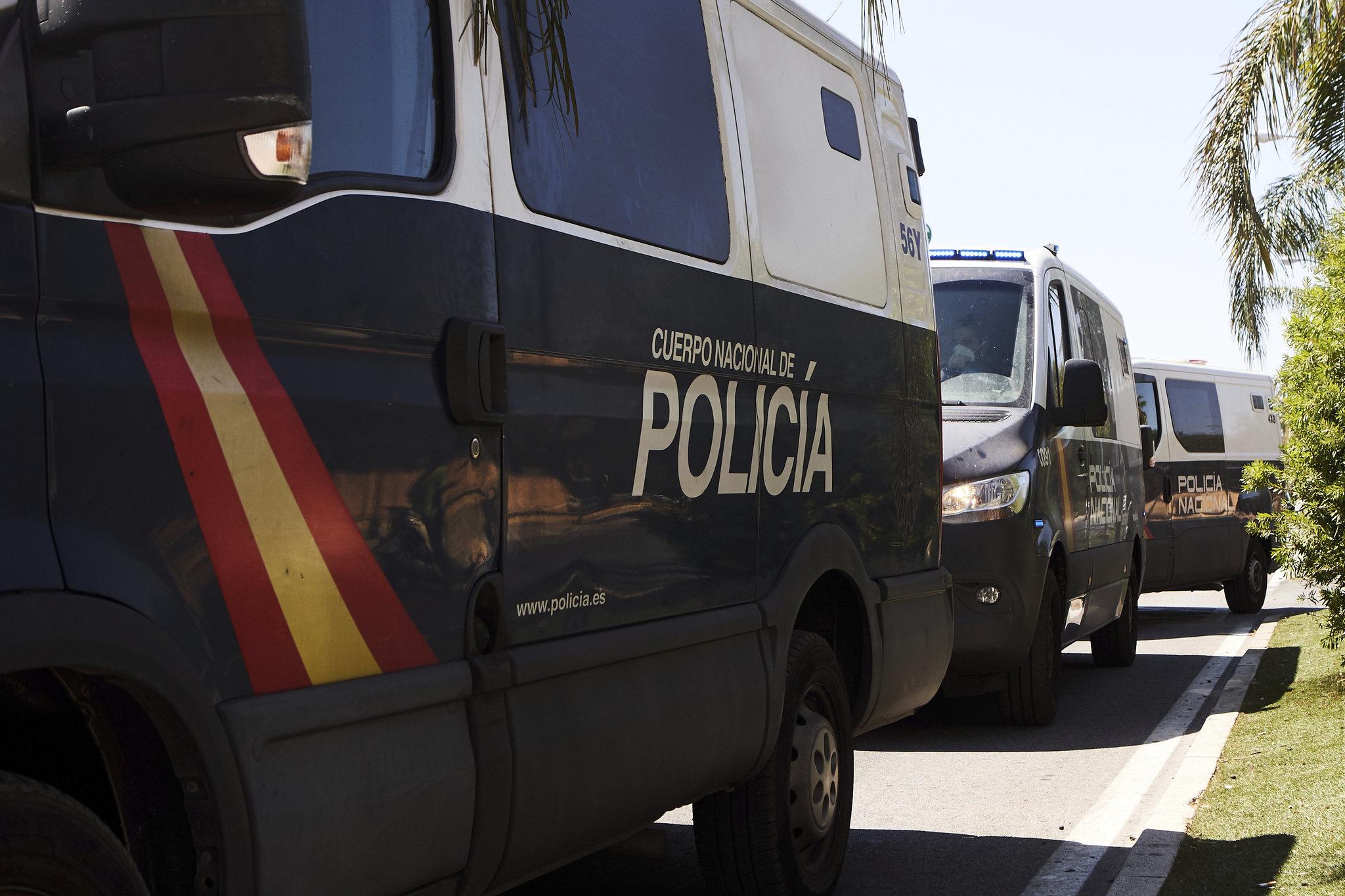 Fourgons de police