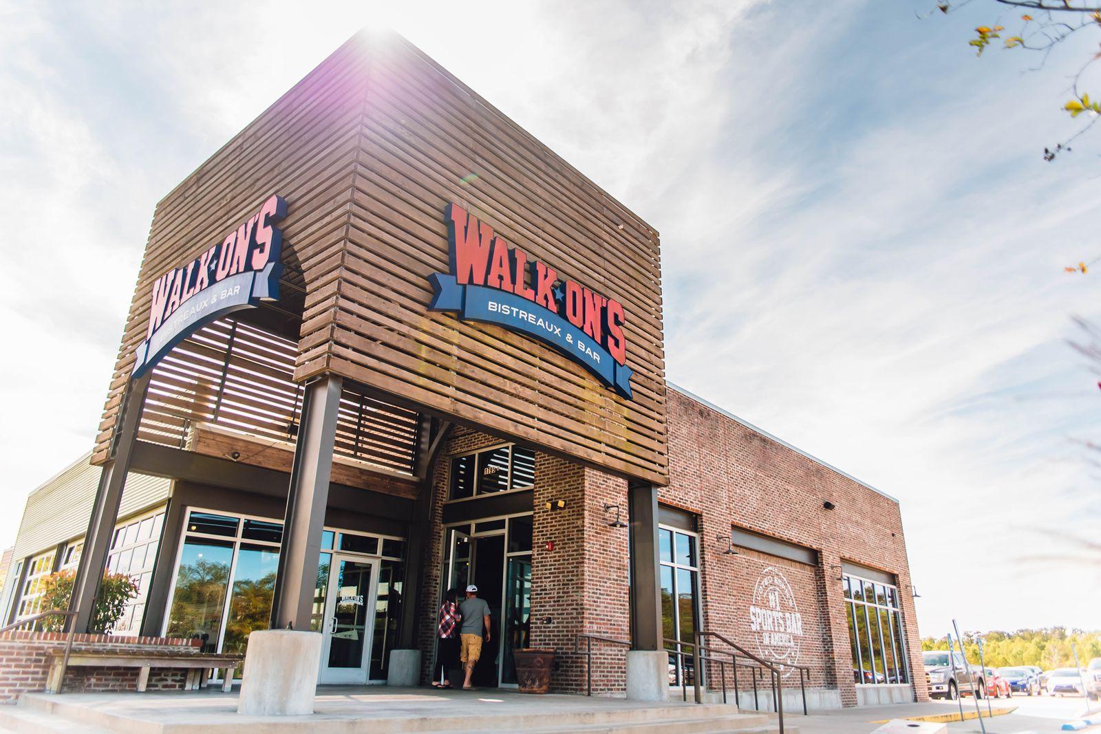 Walk-On's signe un accord de franchise pour apporter le goût de la Louisiane en Géorgie