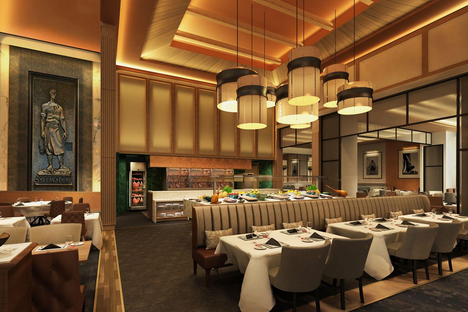 Fogo de Chão utilise l'expertise de Harrison pour présenter un design amélioré au restaurant Oak Brook