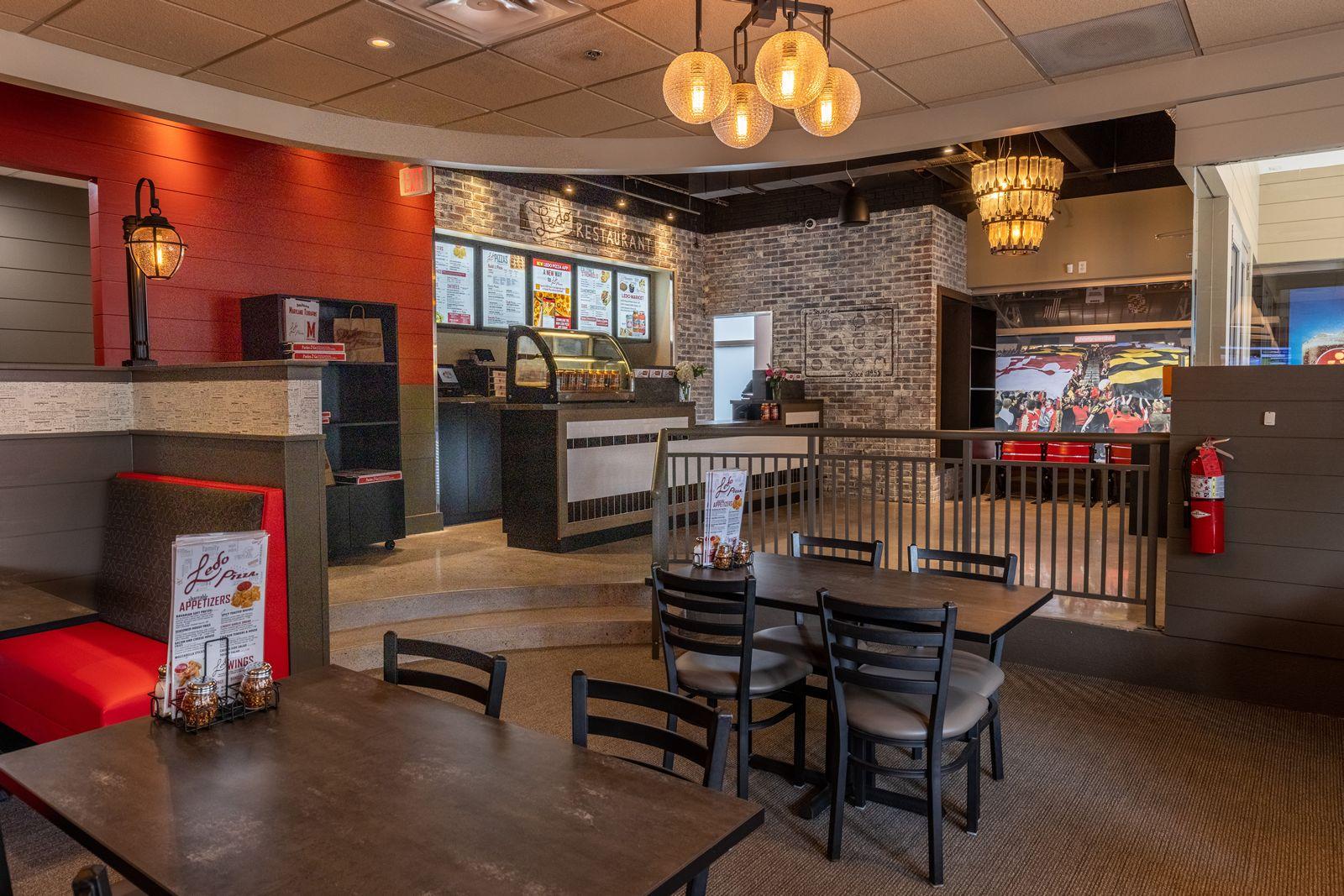 Ledo Pizza rouvre ses portes à College Park