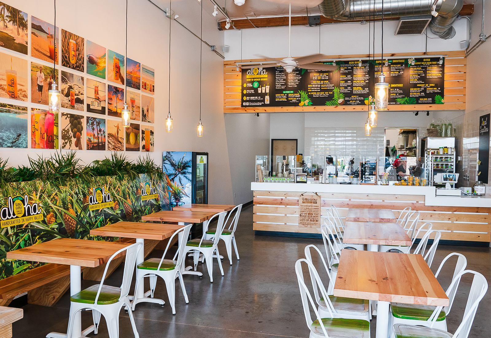 Wow Wow Hawaiian Lemonade ouvrira son premier magasin dans l'État du Texas